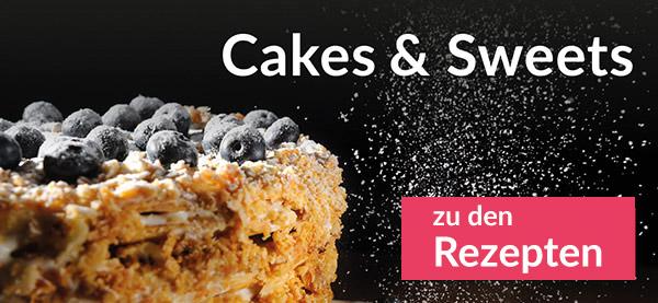 Alle Rezepte der Kategorie Cakes & Sweets