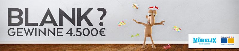 Gewinne 4.500 Euro