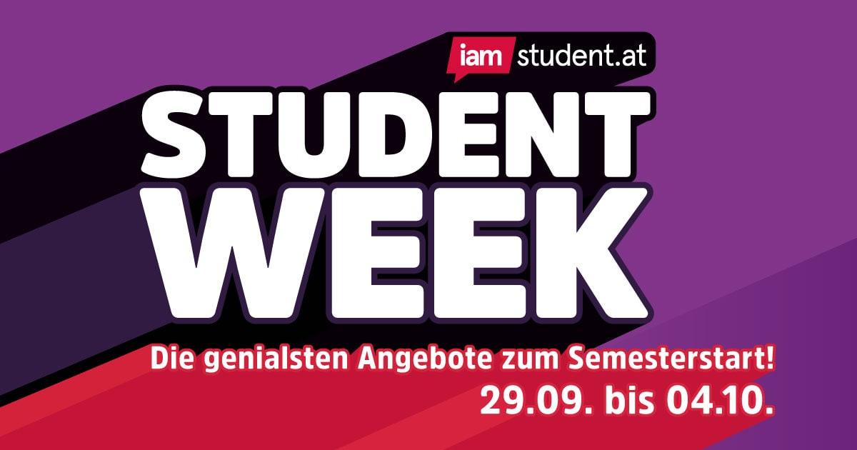 iamstudent Student Week