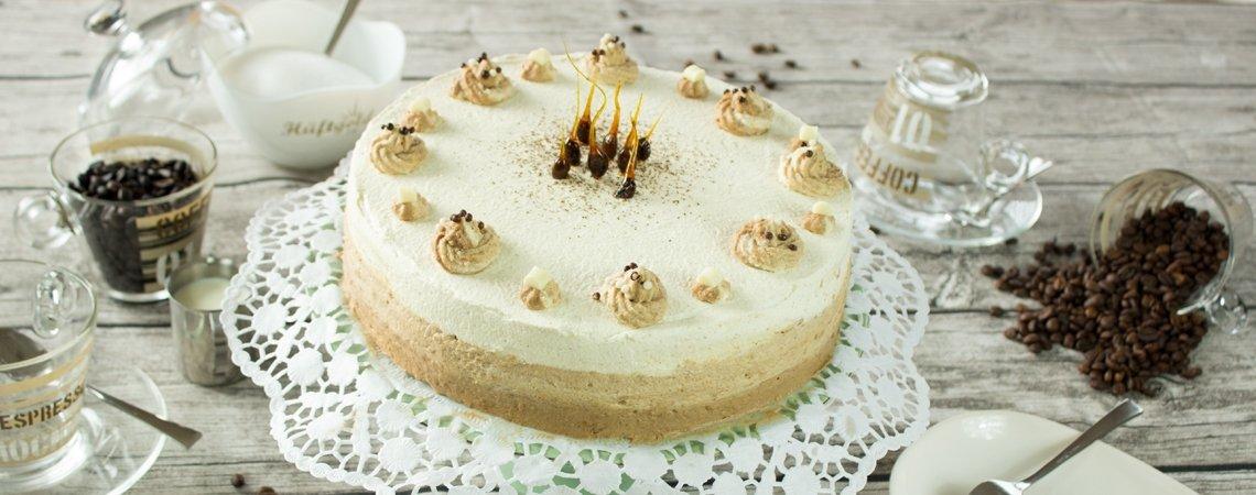 Nougat-Latte-Torte