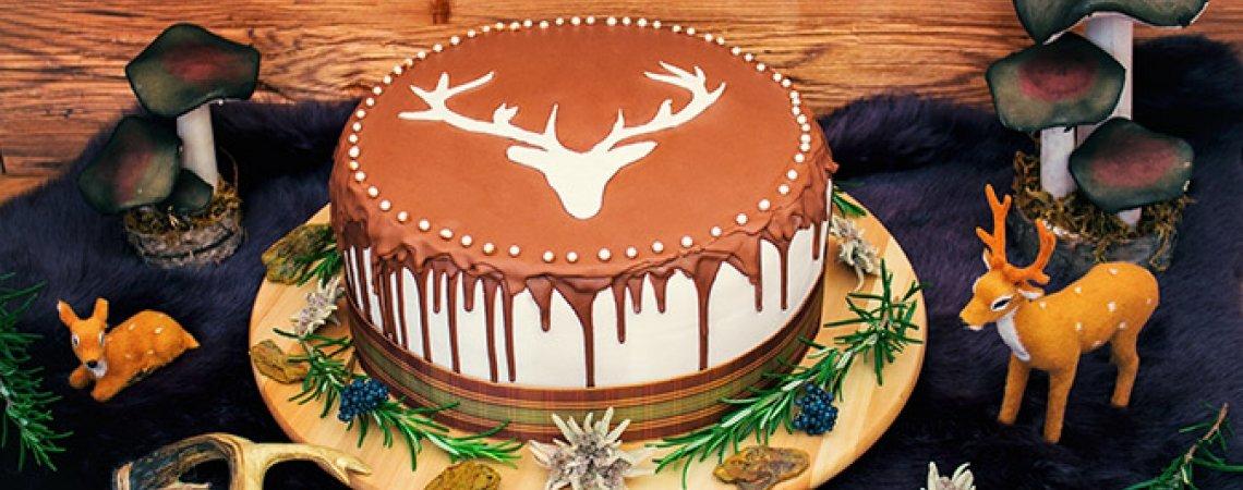 Zauberwald Torte