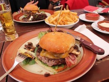 Burger für 'Murica