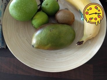 Obst nix gut