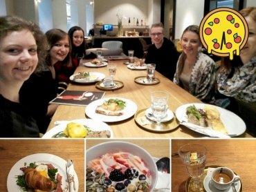 birthday brunch in bratislava