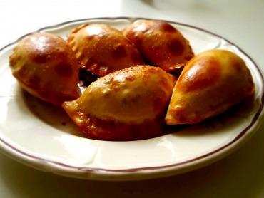 Fomemade Empanadas for Mexico!