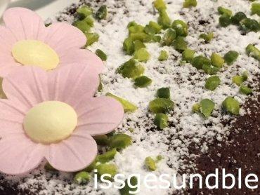 Zucchini liebt Kakao (veganer Kuchen)