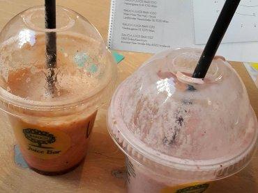 RAUCH Juice Bar: Gutschein für 1+1 gratis Juices in den Rauch Juice Bars