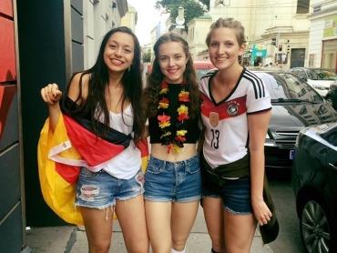 Piefkegirls in Wien