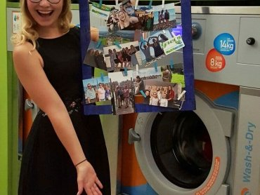 GreenClean: kostenlos waschen und trocknen mit GreenClean Gutschein