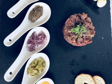Beef Tatar für Frankreich