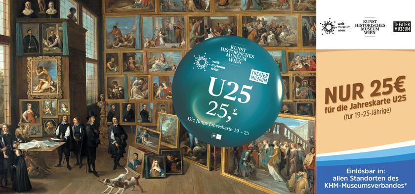 Nur 25€ für die Jahreskarte U25