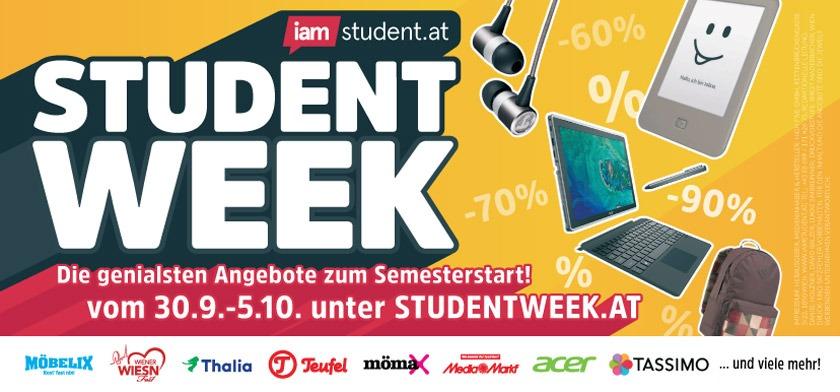 iamstudent Student Week 2018