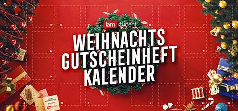 Weihnachtsgutscheinheft 2016