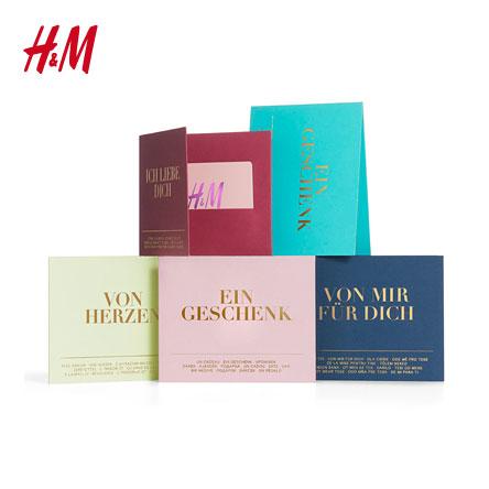 Für H&M bekommt Ihr jetzt einen Gutschein im Wert von 25 Prozent. Damit könnt Ihr beim Kauf eines Artikels aus dem breiten H&M-Sortiment von Mode, Schuhen und Accessoires extra sparen/5(K).