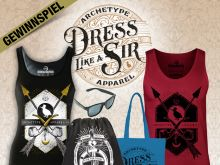 Archetype Apparel Sommer-Outfit!