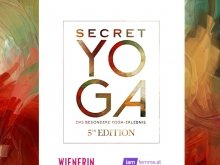 10x2 Tickets für Secret Yoga 5th Edition