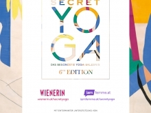 10x2 Tickets für Secret Yoga 6th Edition