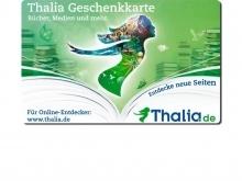 5x40€ Thalia.de Gutscheine