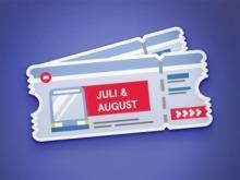 Kostenlose Ferien-Monatskarte für Wien