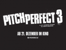 Pitch Perfect 3 Kinotickets und Goodies