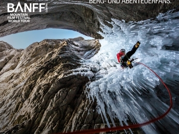 2x2 Tickets für die Banff Mountain Film Festival World Tour 2018