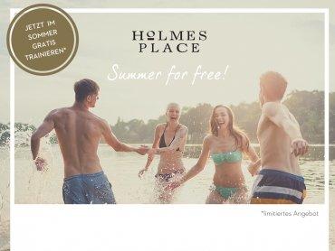 Halbjahresmitgliedschaft bei Holmes Place