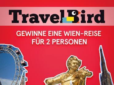 Gewinne eine Reise für 2 Personen nach Wien!