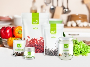 3 x Superfood Set von nu3