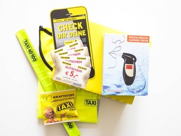 3x Taxi 40100 Goodie Bag