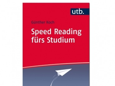 10x1 Exemplar Speed Reading fürs Studium