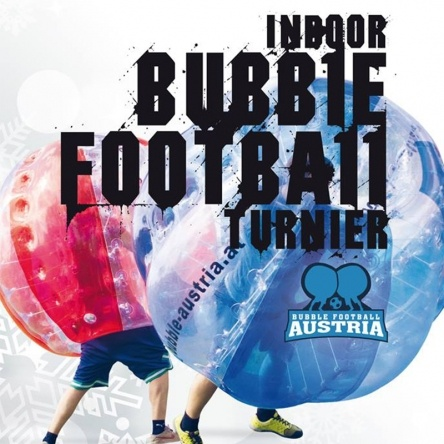 Wildcards für Bubble Football Turnier!