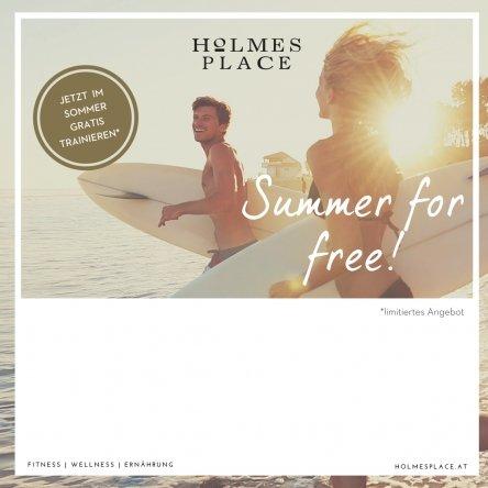 Gewinne 6 Monate Mitgliedschaft bei Holmes Place