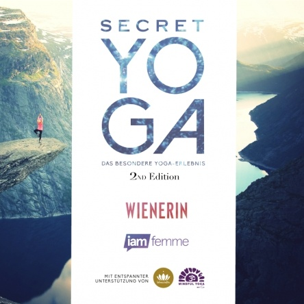 10x2 Tickets für Secret Yoga 2nd Edition