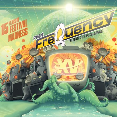 Gewinne 1x2 FM4 Frequency Tickets