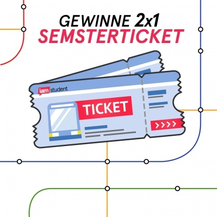 2x1 Semesterticket SoSe 2016