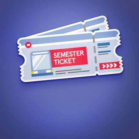 2x1 Semesterticket WiSe 2016