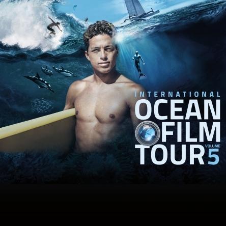 2x2 Tickets für die International Ocean Film Tour je für Graz, Wien und Linz