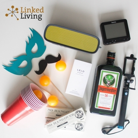 3x1 Linked Living Partypackage