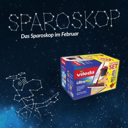 Gewinne 5x1 Vileda Einsteigerset von Möbelix!