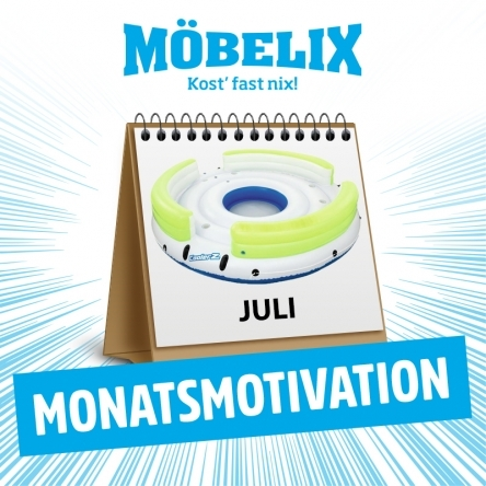 Gewinne 3x1 Badeinsel von Möbelix!