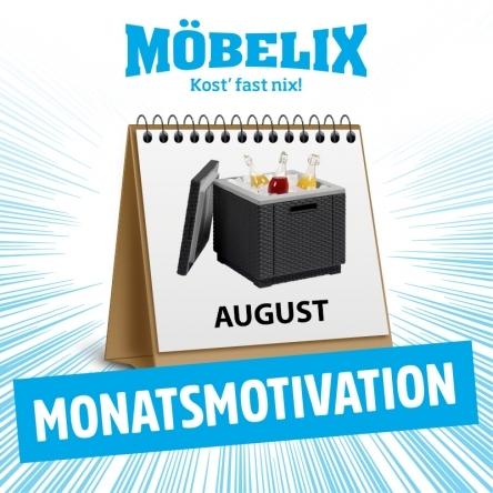 Gewinne 5x1 Kühlbox von Möbelix!