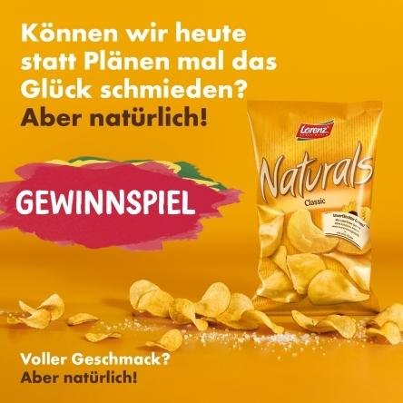 10x1 Lorenz Snackpaket