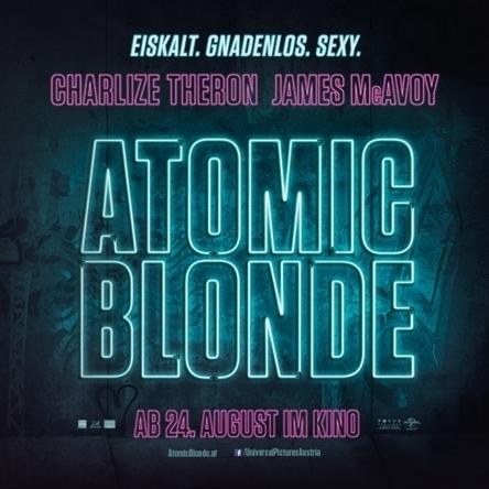 Gewinne Kinokarten für ATOMIC BLONDE!