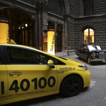 Ein halbes Jahr gratis Taxifahren!