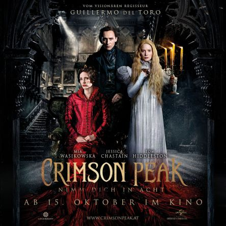 Gewinne Kino-Freikarten für Crimson Peak!