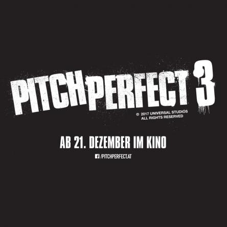 Pitch Perfect 3 Kinotickets und Goodies