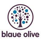 blaue olive