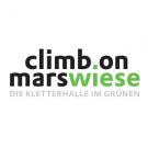Kletterhalle Marswiese Logo