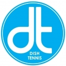 DISH TENNIS Logo