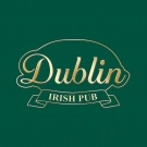 Dublin Irish Pub Logo